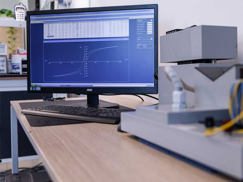 Measurement Of Hysteresis And AC Losses