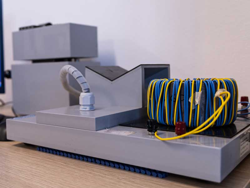 AC Loss Measurement In Wound Stator